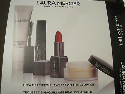 Laura Mercier Flawless on the Go Sephora Set primerlipstickmascarapowder