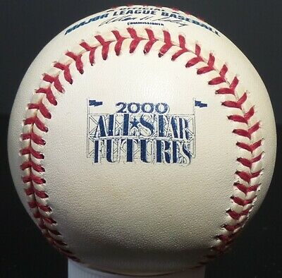 2000 ALL STAR FUTURES GAME ISSUED MAJOR LEAGUE BASEBALL MLB RAWLINGS