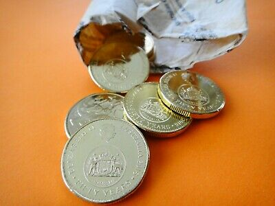 2016 Australian 1 One Dollar Coin Changeover  50th Anniversary  UNC 1 Coin Only