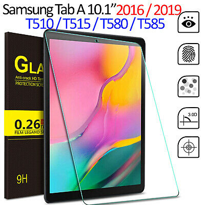 Tempered Glass Screen Protector For Samsung Galaxy Tab A 10-1 T510 T515 T580585