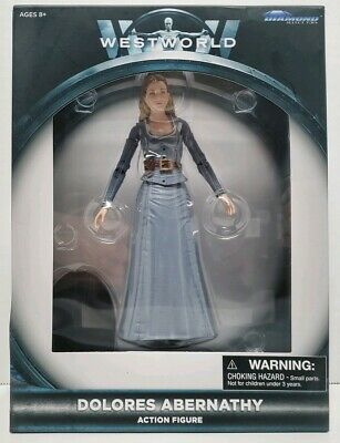 WESTWORLD 6 Dolores Abernathy Figure Diamond Select Toys Walgreens Exclusive