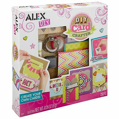 3d Layers Craft Diy Card Crafter Kids Art and Craft Activity Patterns New