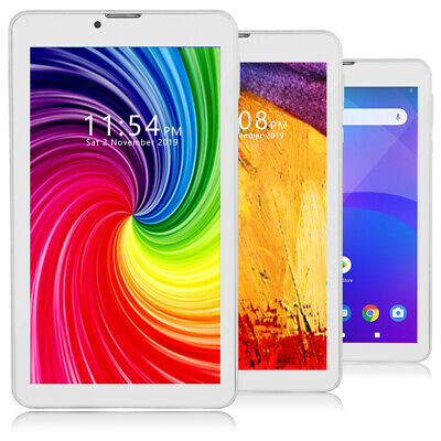 7 GSM Phablet SmartPhone-Tablet 4G LTE 16GB Google Play Store GPS WiFi UNLOCKED