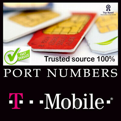 Phone numbers  Numbers to Port  T-Mobile  Area Code  2 days delivery
