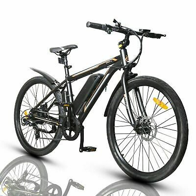 2636V 350W Litium ION Electric Bicycle e-Bike Shimano 7 speed Removable Battery
