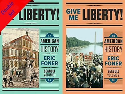 PÐF Give Me Liberty  An American History -  Vol- 1 - 2 Seagull 5th Edition