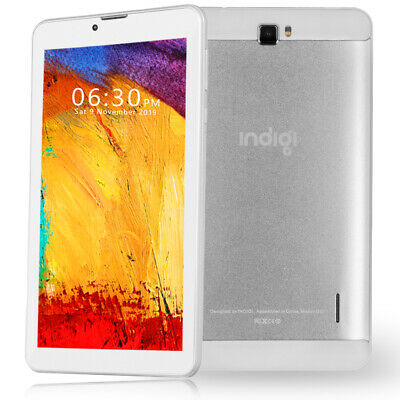 7-0 NEW 4G LTE GSM Unlocked 2-in-1 Android 9-0 PIE SmartPhone-TabletPC White
