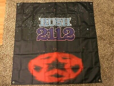 Rush Flag huge 4x4
