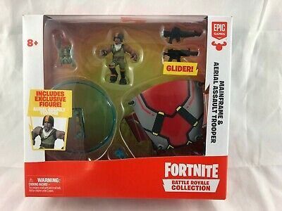 Fortnite - Battle Royale Collection - Mainframe and Aerial Assault Trooper - NEW