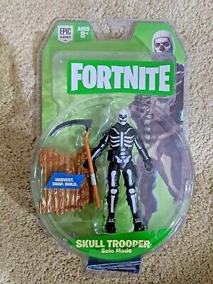 FORTNITE Solo Mode Core Figure Pack SKULL TROOPER  Action Figure  FAST SHIP
