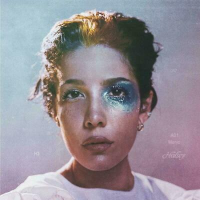 Halsey Manic CD - Brand New - Fast Free Shipping Explicit
