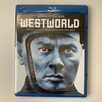 WESTWORLD Blu-ray SEALED NEW