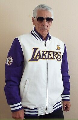LOS ANGELES LAKERS NBA WESTERN CONFERENCE Jacket  XL