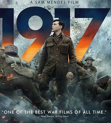 1917 Blu-ray Only Please read