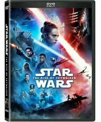 Star Wars The Rise of Skywalker NEW DVD  ACTION  SHIPS NOW