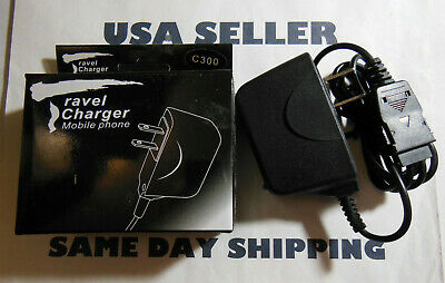 🔌 Rare Replacement AC Wall Charger for PANTECH PG C300  C3  C-3  C3a  C120