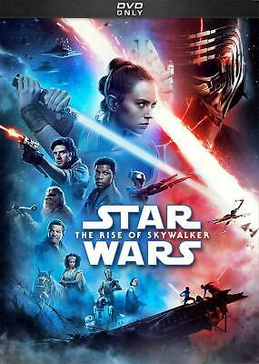 Star Wars The Rise of Skywalker DVD2019 2020 Brand New NEW Now Shipping