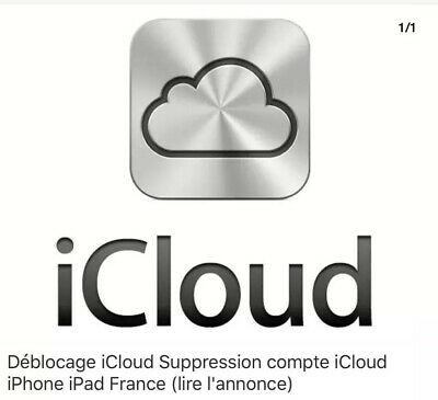 Icloud Unlock Deblocage Clean France 3 5 Day 6 6S 7   iPad Air 1 Apple Officiel