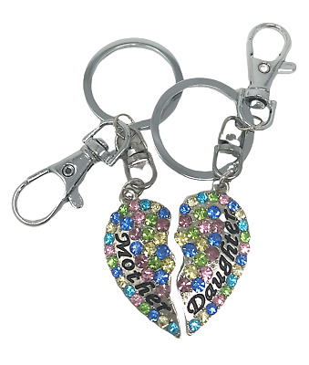 Gifts for Mom Mothers Day Gift Mother Daughter Women Keychain