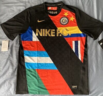 Mens Nike F-C- 2018 World Cup Soccer Jersey Adult Size Large