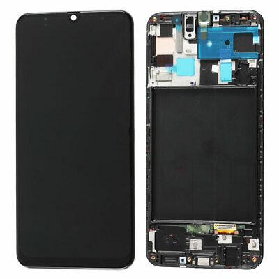 OEM For Samsung Galaxy A50 A505 OLED Display LCD Touch Screen Digitizer-Frame US
