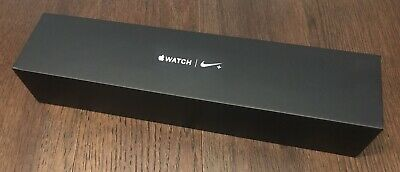 BOX ONLY - Apple Watch Nike 42mm - Black