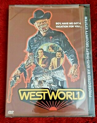 Westworld DVD 2000 NEW FACTORY SEALED