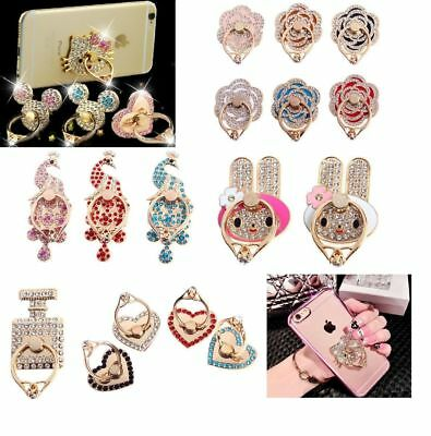 lot 10 Ring bling Holder Mix Style Cell Phone Fashion iphone samsung LG ZTE NEW