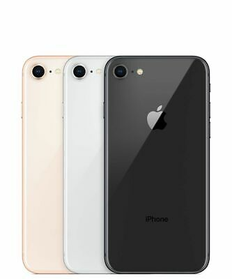 Apple Iphone 8 64256GB GSMCDMA A1863 Unlocked Space gray Gold Silver  A1905 4G