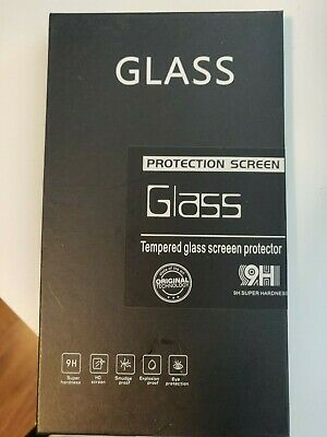 Oneplus 6 tempered glass screen protector - 2 pack unopened box