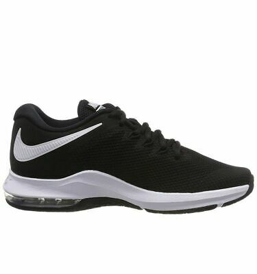 Nike Air Max Alpha Trainer Running Athletic Shoes Black White AA7060 001 New