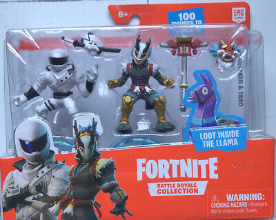 Fortnite  Battle Royale  Collection 2 Action Figures   OVERTAKER - TARO
