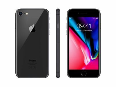 Apple iPhone 8  64/256 GB - Gray/Gold/Red/ Silver (Unlocked) (A1863) Grade A