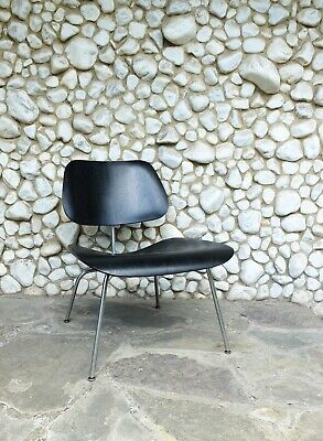 Fauteuil LCM Lounge Chair Metal Charles & Ray Eames - Herman Miller 1950s