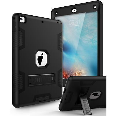 For Apple IPad 2 A1395  A1396  A1397 Shockproof Duty Hard Stand Case Cover