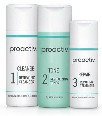 Proactiv Solution 3-Step Acne Treatment System - 30 Day Starter Pack