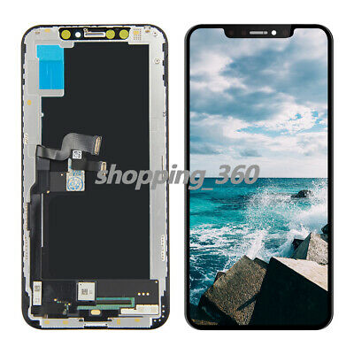For 5-8 Apple iPhone XS  AT-T Sprint T-Mobile Verizon LTE LCD Touch Screen USPS
