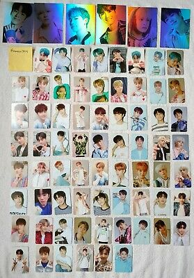TREASURE The First Step CHAPTER TWO Photocards Postcards Official US SELLER