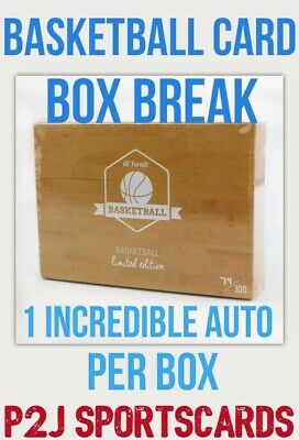 Hit Parade 1920 Basketball Limited CARD BOX BREAK🏀1 RANDOM TEAM🏀Break 3429