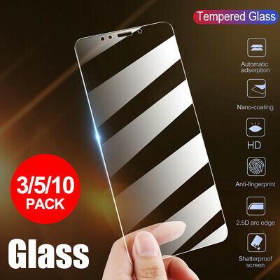 3510 Pack For iPhone 12 Pro Max Mini Tempered Glass Screen Protector