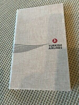 Turkish Airlines journal - new in wrapper