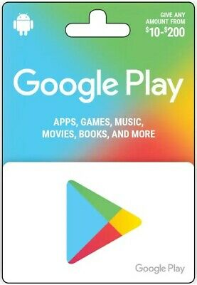 Google Play 150 USD Gift Card