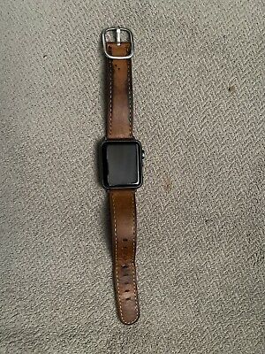 apple watch series 1 38mm- Comes With Charger-  No Original Box
