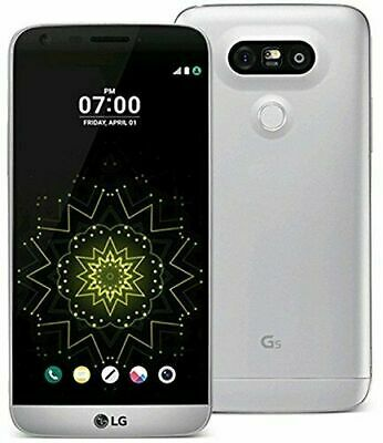 LG G5 32gb Silver LG-H831 Smartphone UNLOCKED 4G LTE (9/10 Condition) Best Deal