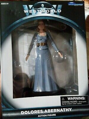 WESTWORLD DIAMOND SELECT WALGREENS EXCLUSIVE DOLORES ABERNATHY