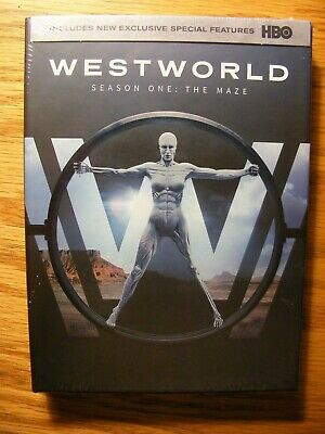 WESTWORLD THE COMPLETE FIRST SEASON ONE 1 HBO NEVER A COPY OR KNOCKOFFS