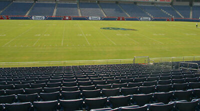 2 Tennessee Titans PSLs  Personal Seat Licenses  with Parking Rights