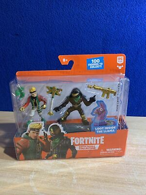 FORTNITE BATTLE ROYALE COLLECTION 2 ACTION FIGURES - MASTER KEY - LUCKY RIDER
