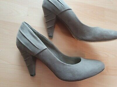 Marco Tozzi*Pumps*39*taupe*High-Heels