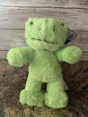 SOLD OUT Build A Bear Plush Buddies Spring Green Frog MINI
